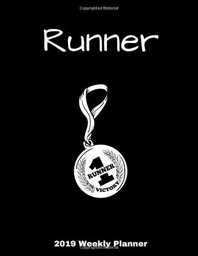 Runner 2019 Weekly Planner por 1570 Publishing