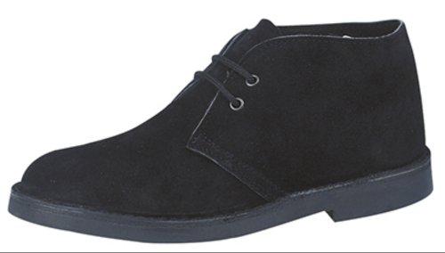 Roamers ,  Unisex - Erwachsene Desert Boots Noir - noir