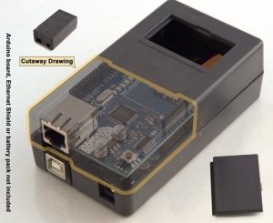 ARDUINO-Arduino-Box-Rev3-Caja-De-Microcontrolador