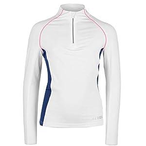 Nevica Kinder Vail Ski Baselayer Shirt 1/4 RV Langarm