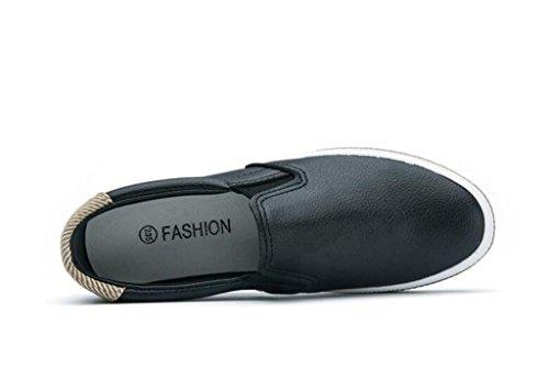 SHFANG Scarpe casual Scarpe da donna Scarpe casual Scarpe casual Scarpe da ballo Scarpe da ginnastica comode Scuola di shopping Bianco Nero Black