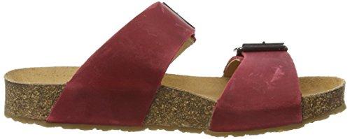 Haflinger Andrea, Mules mixte adulte Rouge - Rot (Port 1511)