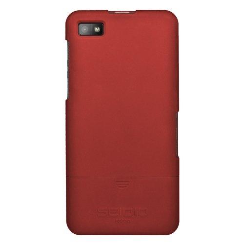 Seidio Blackberry (Seidio-CSR3BBZ10-GR Surface Schutzhüllefür BlackBerryZ10 garnetrot)