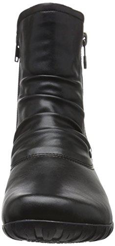 Rieker Z4663, Bottes Classiques Femme Noir (Schwarz/01)