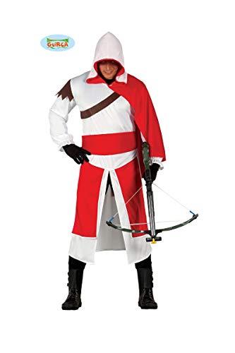 Assassinen Kostüm Tempeloffizier für Erwachsene Gr. M - L, ()