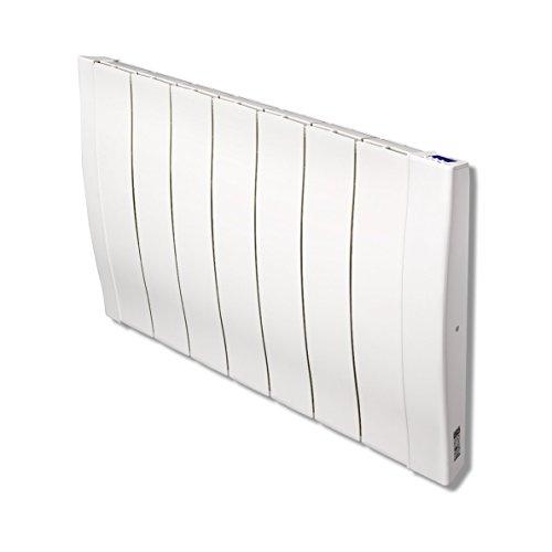 Haverland RC7W | Emisor térmico de alta inercia a fundición de aluminio | 1100 W | Programable 24/7...