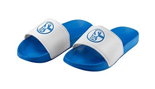 FC Schalke 04 Badeschlappen, Größe Schuhe/Flip Flop/Sandalen:45