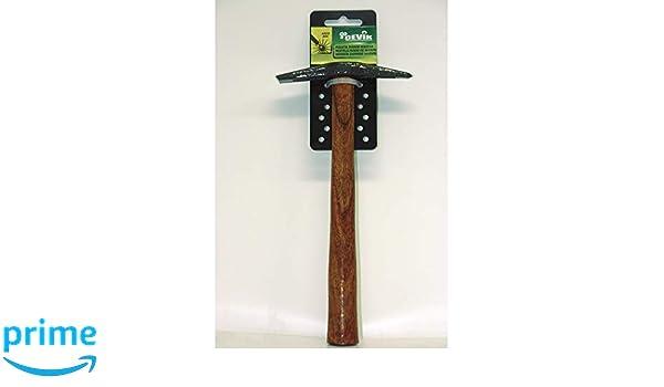 Stanley 1-54-719 Marteau de soudeur avec manche bois 300 g