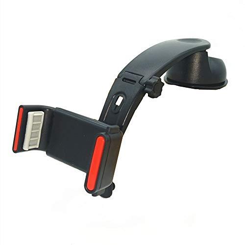 HKANG PA DREI-in-Eins-Halterung für Kfz-Telefonhalter für Klimaanlagen-Auslasshalter für Armaturenbrett im Sauger des Autos für iPhone XS/XS Max/Xr/X/8/8Plus, Samsung Galaxy Note 5/8/9/S9/S9+/S8/S8+