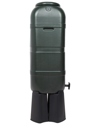 Ondis24 Regentonne Wassertonne Gieswasserbehälter Regenbehälter hervorragend für Balkone und Terrassen