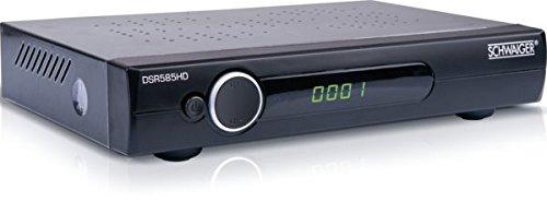 Schwaiger GmbH HD Sat Receiver DSR585HD im Test