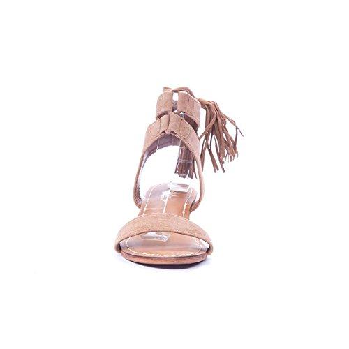 ATELIER TROPEZIENSandales / nu pieds Femmes - SH417-17E17 Tan