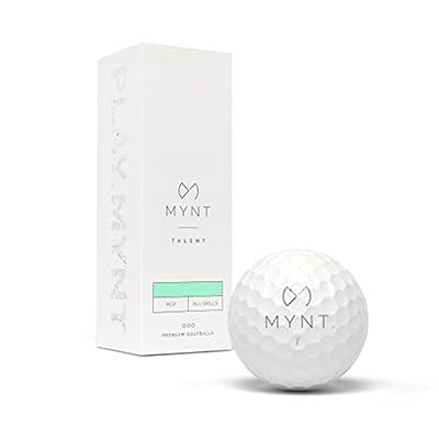 MYNT ?Talent? Premium Golfbälle