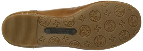 Timberland Ellsworth FTW_EK Damen Geschlossene Ballerinas Braun (Medium Brown)