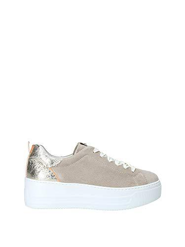 Nero giardini p907830d sneakers donna beige 38