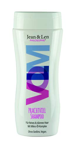 Zoom IMG-2 jean len shampoo prachtvoll 250