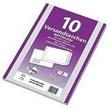 Elepa - rössler kuvert 30002546 Versandtaschen B4 mit Fenster HK 120g weiß