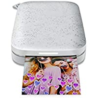 HP Sprocket 200 Photo Printer - White