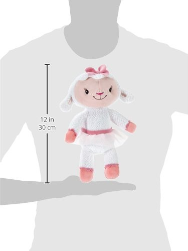 Simba Disney 6315877371 - Peluche de Lanita de Doctora Juguetes (25cm)