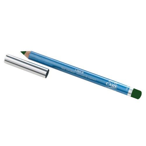 EYE CARE Kajalstift/Eyeliner, fest-grün, 10 g - Care Eyeliner