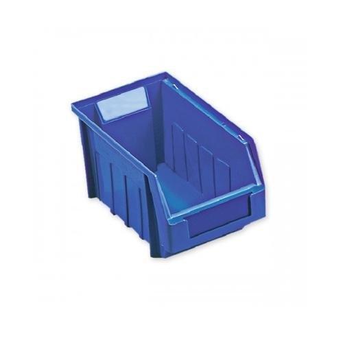 Aadvay Enterprises Supra BIN/Automotive, Electronic, Engineering Small Utilities Tools Or Screws Storage Box_ SB-3 Blue