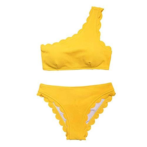 High Waist Briefs Bikinis Damenbadeanzüge Bademode Bikinis Sexy Ladies One Piece Bademode Frauen Elastic Backless reizvolle brasilianische Bikinis Strand Frau Swimsuit swimanzug Swimwear