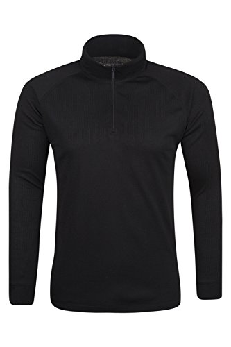 mountain-warehouse-talus-mens-long-sleeve-zip-neck-tee-shirt-baselayer-round-neck-t-shirt-base-layer