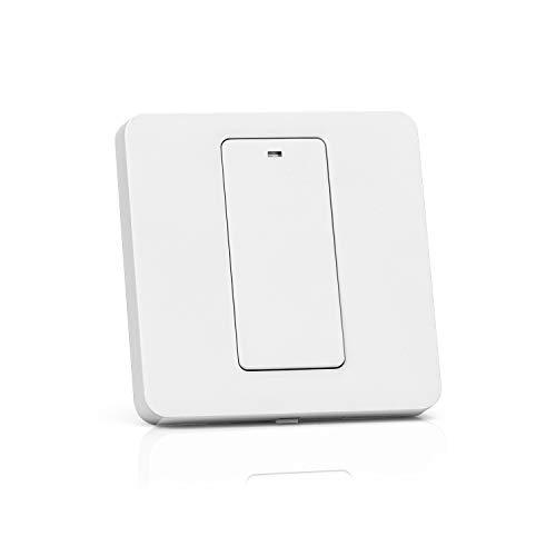 Interruptor Táctil de Pared Wi-Fi 1 Vía