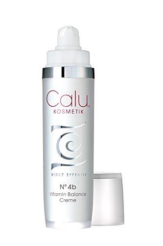 Calu. Kosmetik N°4b Vitamin Balance Creme 50ml wirkt effektiv gegen Fältchen -