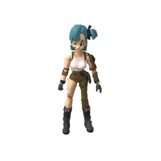 From HandMade Dragon Ball Figur Bulma Figur Anime Girl Figur Sexy Anime Figur