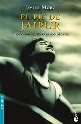 El pie de Jaipur (Bestseller Internacional)
