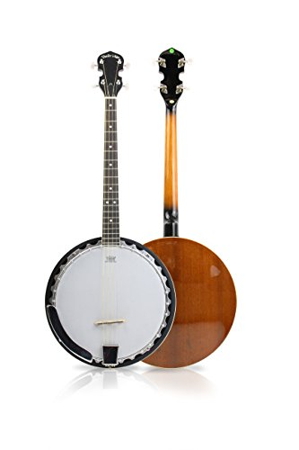 Clareen Banjo Irland - 'Die Brücke' Folk Bluegrass Tenor Banjo