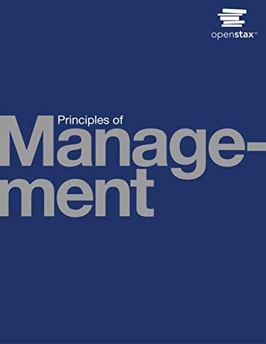Principles of Management (English Edition)