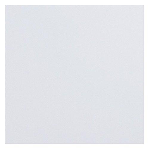 MK Plateau de Table Lea carré en Bois stratifié (Blanc)