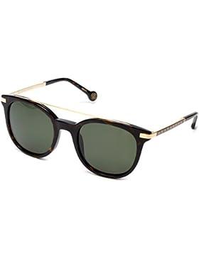 Carolina Herrera SHE690 BLACK GOLD / DARK GREY (722) - Gafas de sol