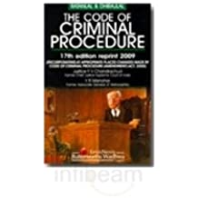 Ratanlal And Dhirajlal'S The Code Of Criminal Procedure