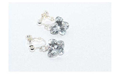 pretty-clip-on-earrings-girls-non-pierced-earrings-sun-catcher-butterfly