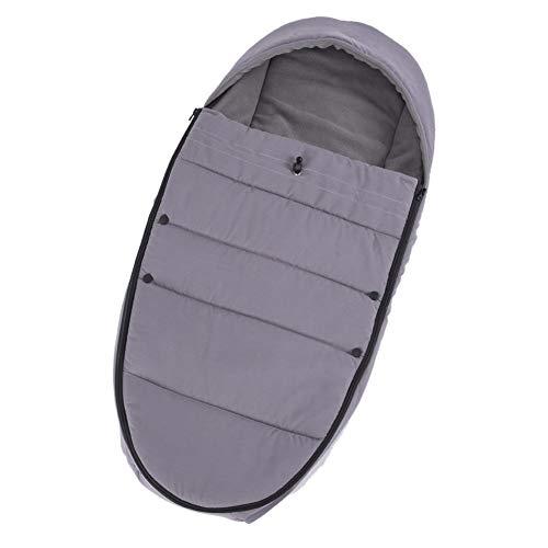 Meijunter Kinderwagen Schlafsack - Mit Kapuze Auto Sitzbezug Warme Fußsack Babyschlafsack Schlaf Sack Kleinkind Bundle Weiche Bunting Tasche
