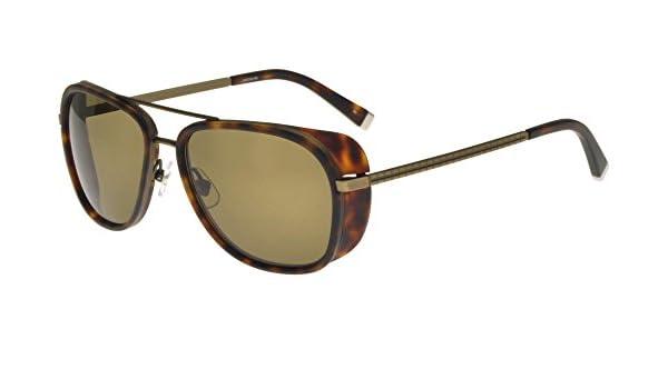 Matsuda Sonnenbrillen M3023 Havana Antique Gold/brown Herrenbrillen aSIaHYlri