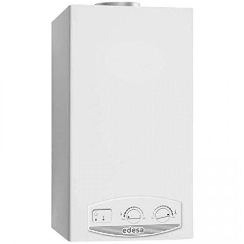 Calentador gas butano EDESA Aqualux-11PB interior/exterior encendido electrónico pilas butano/propano clase A Ref: