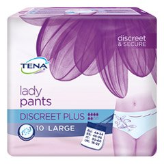 TENA Lady Pants Discreet Plus L (1x10 Stück)