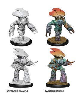 Dungeons & Dragons Nolzur's Marvelous Unpainted Minis: Myconid Adults