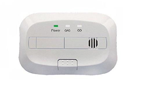 Kohlenmonoxidmelder Gas Warner CO Melder Alarm Gasmelder LS-868-11 Warnmelder Rauchmelder