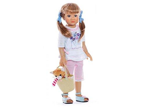 Kidz 'n' Cats y10048Parte muñeca Isabel con 11articulaciones