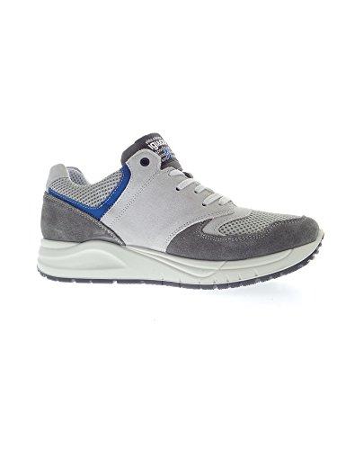 IGI&CO 57110 Sneakers Uomo Grigio/Blu