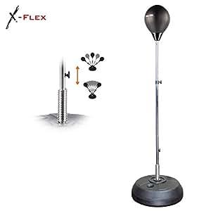 MaxxMMA Speed-Adjustable Freestanding Reflex Bag Kit - FREE SHIPPING!