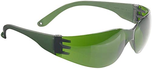 Sichler Beauty Zubehör zu IPL Haarentfernung Gerät: Lichtschutzbrille für IPL-Haarentferner IPL-100 und IPL-130.lcd (IPL-Haarentferner mit Blitzlampe)