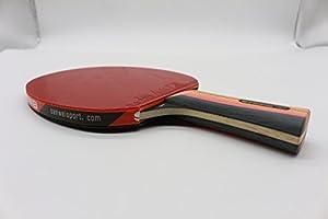 Sanwei TS7 Club Table Tennis Bat & Case Review 2018
