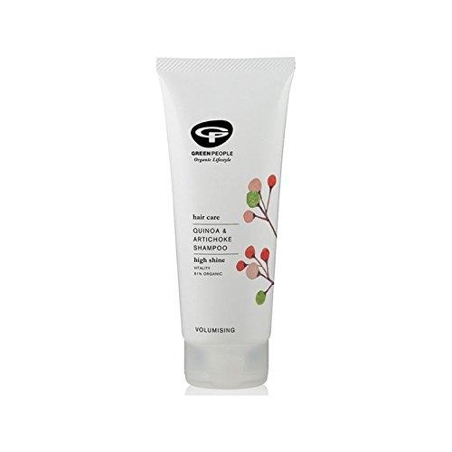 Verde Persone Quinoa E Shampoo Carciofo (200Ml) (Confezione da 6)