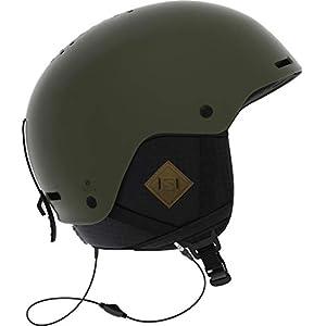 Salomon Herren Brigade+ Audio Helmets